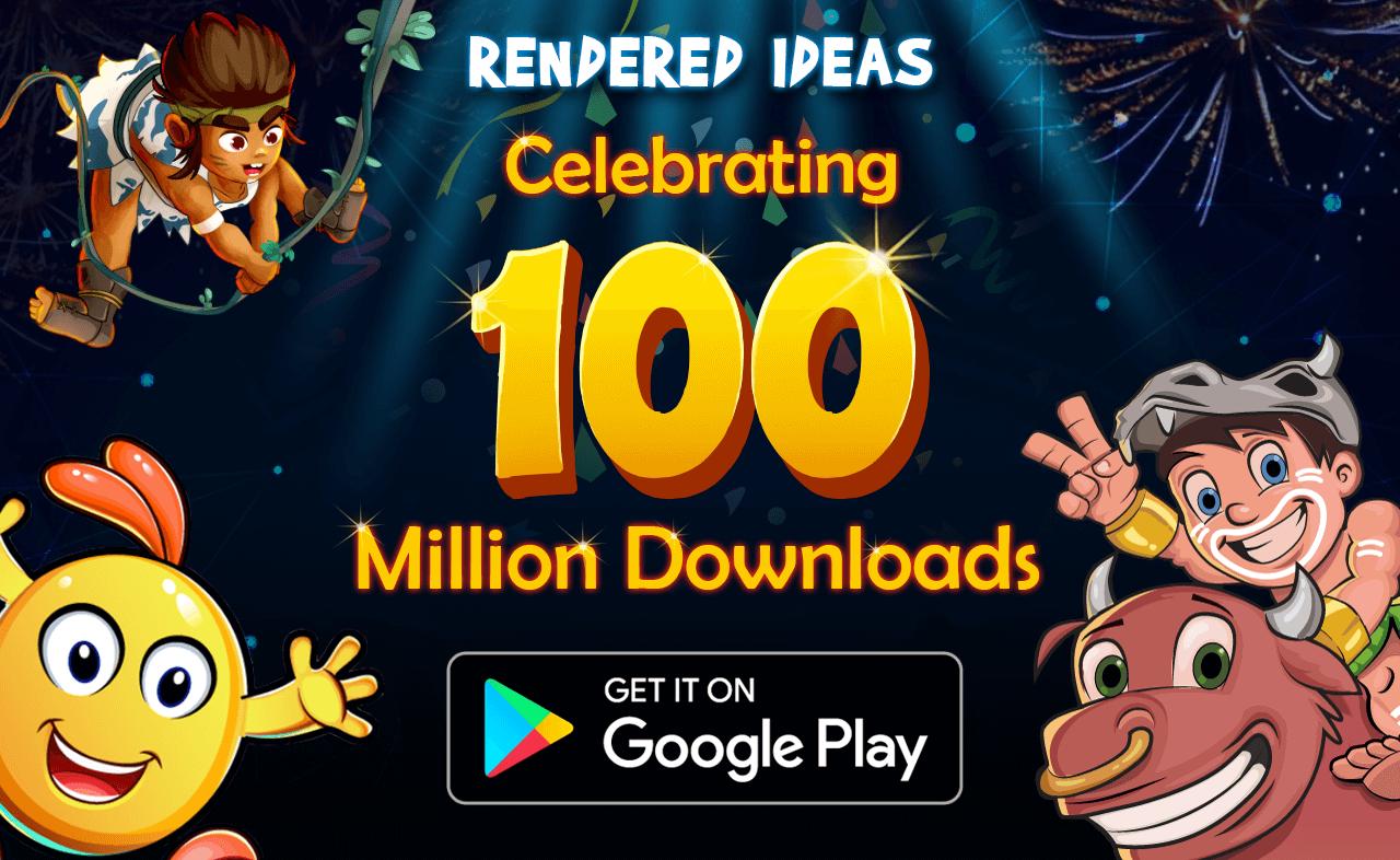 Rendered Ideas – Indie game developer from Mumbai